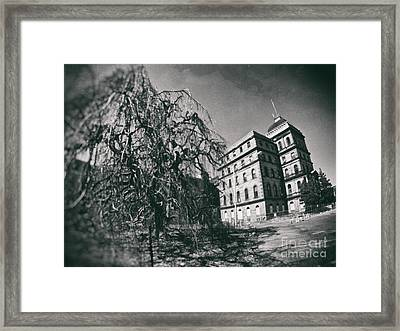Kirkbride At Greystone Framed Print