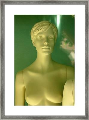 Kirsty Framed Print by Jez C Self