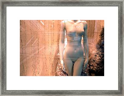 Kirsty Unsurpassed Framed Print by Jez C Self