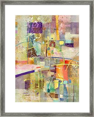 Kismet Framed Print by Hailey E Herrera