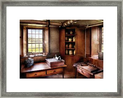 Kitchen - Nothing Ordinary Framed Print