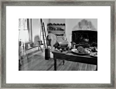 President Andrew Jackson - Kitchen Framed Print