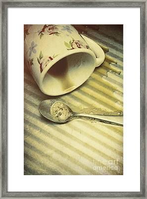 Kitchen Drama Framed Print by Jorgo Photography - Wall Art Gallery
