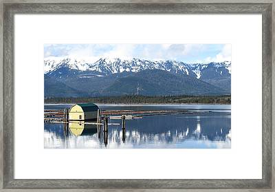 Kitimat Framed Print