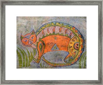 Kitta Framed Print