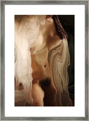 Kkyk0623 Framed Print by Henry Butz