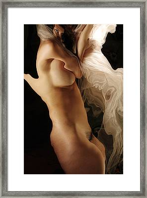 Kkyk0627 Framed Print by Henry Butz