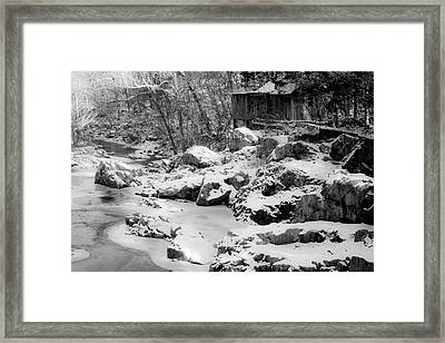 Klepzig Mill Framed Print