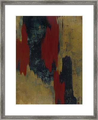 Kline 1 Framed Print by Wayne Berger