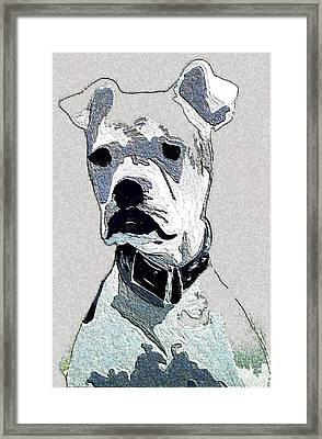 Kloe Framed Print by Mimo Krouzian