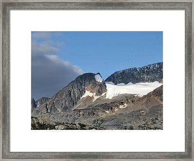 Klondike Trail Framed Print by Dennis Stein