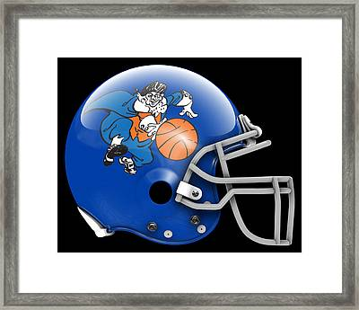 Knicks What If Its Football 2 Framed Print