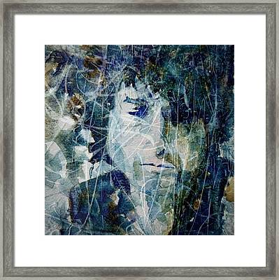 Knocking On Heaven's Door Framed Print by Paul Lovering