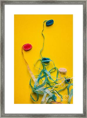 Knots And Birthday Tangles Framed Print by Jorgo Photography - Wall Art Gallery