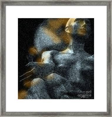 Know Thyself Framed Print by Bob Salo