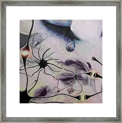 Knowing Framed Print by Sara Semple