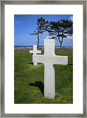 Known But To God Framed Print by Nikolyn McDonald