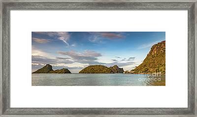 Ko Rom Thailand Framed Print by Adrian Evans