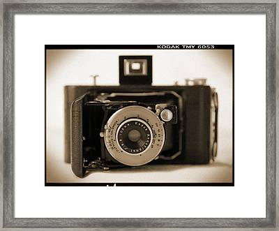 Kodak Diomatic Framed Print by Mike McGlothlen