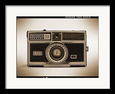 Instamatic Framed Prints