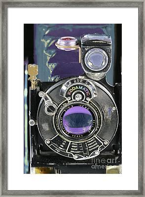 Kodamatic Framed Print by Alan M Thwaites