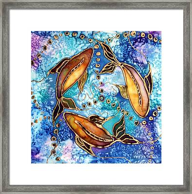 Koiful Framed Print by Pat Purdy