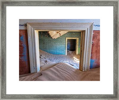 Kolmanskop 1 Framed Print