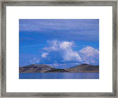 Kornati National Park Framed Print by Jouko Lehto