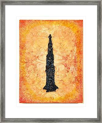 Koro Framed Print by Howard Goldberg