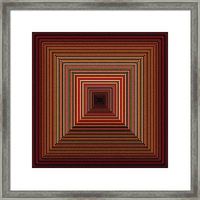 Korrydor Framed Print by Nicholas Ely