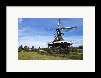 Friesland Framed Prints