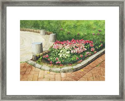 Kowloon Park Hong Kong 02 Framed Print