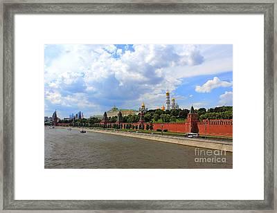 Kremlin Framed Print