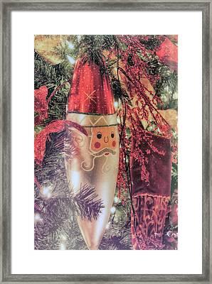 Kringle Jingle Framed Print by JAMART Photography