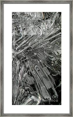 Kristale - II Framed Print