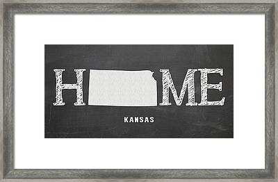 Ks Home Framed Print