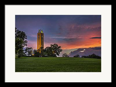 Oread Framed Prints