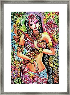 Kuan Yin Framed Print by Eva Campbell