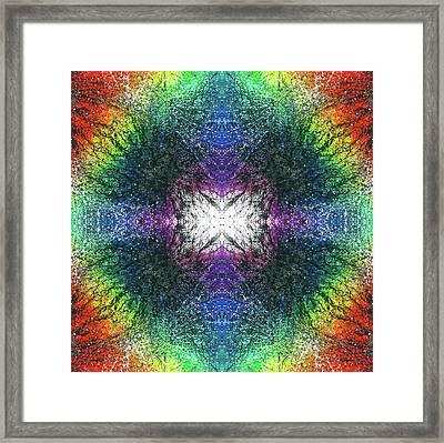 Kundalini Awakening #1551 Framed Print