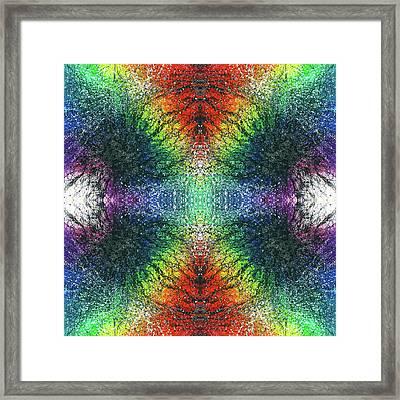 Kundalini Awakening #1553 Framed Print
