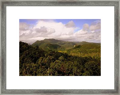 Kuranda Queensland Framed Print