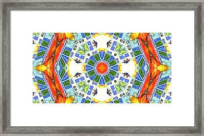 KV3 Framed Print