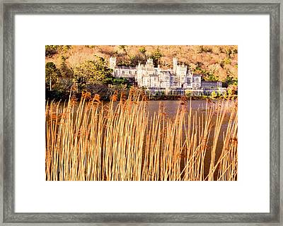Kylemore Abbey, County Galway Framed Print by Sici