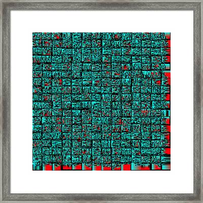 L12-0-251-240-255-4-15-3x3-1500x1500 Framed Print