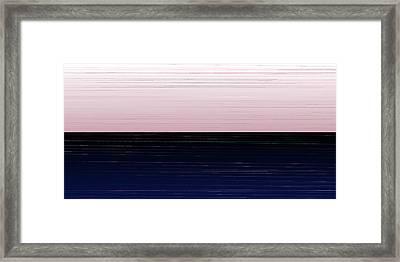 L17-15 Framed Print by Gareth Lewis