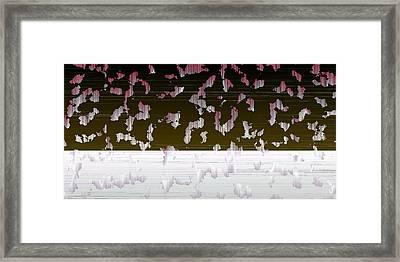 L18-47 Framed Print by Gareth Lewis