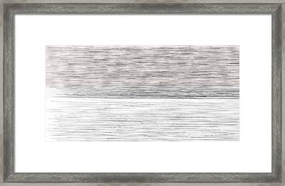 L20-59 Framed Print by Gareth Lewis
