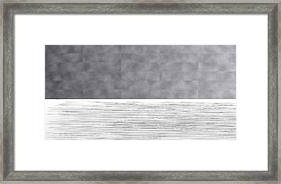 L20-80 Framed Print by Gareth Lewis