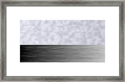 L20-97 Framed Print