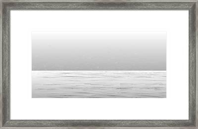 L22-104 Framed Print